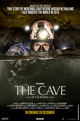 Movie Review | The Cave (Based On True Story)