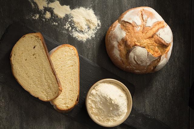 Brutăria cora: Pâine Limnos Chalkidiki