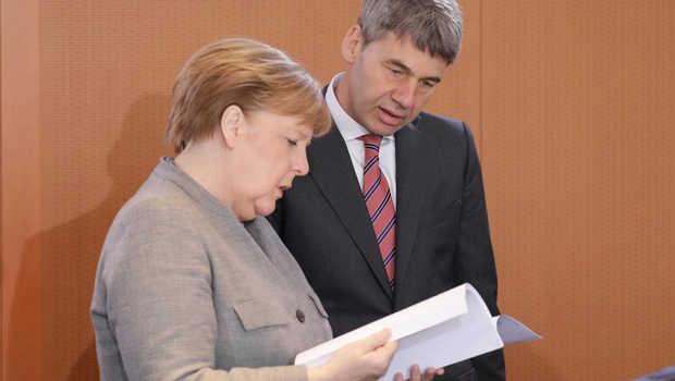 Orang Kepercayaan Angela Merkel Tewas Mendadak Setelah jadi Dubes di China