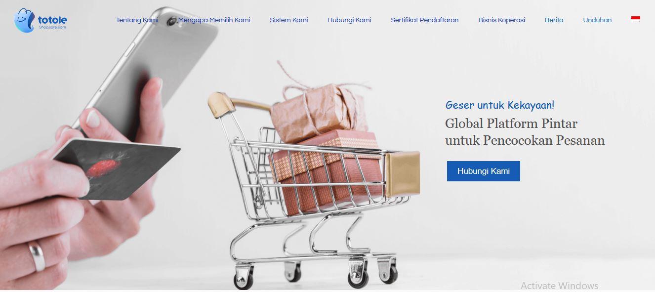 Aplikasi Totole Penghasil Uang Langsung Ke Rekening Website Pembelajaran Aset Digital Terlengkap Asetdigital Id
