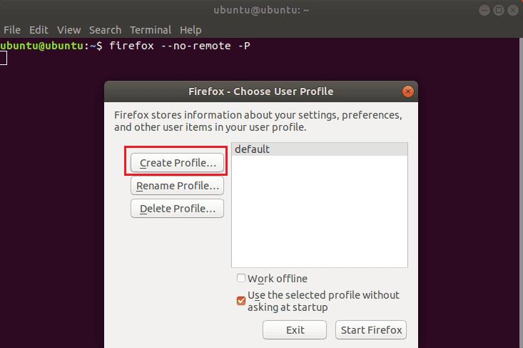Menjalankan Dua Mozilla Firefox Yang Berbeda Versi di Linux