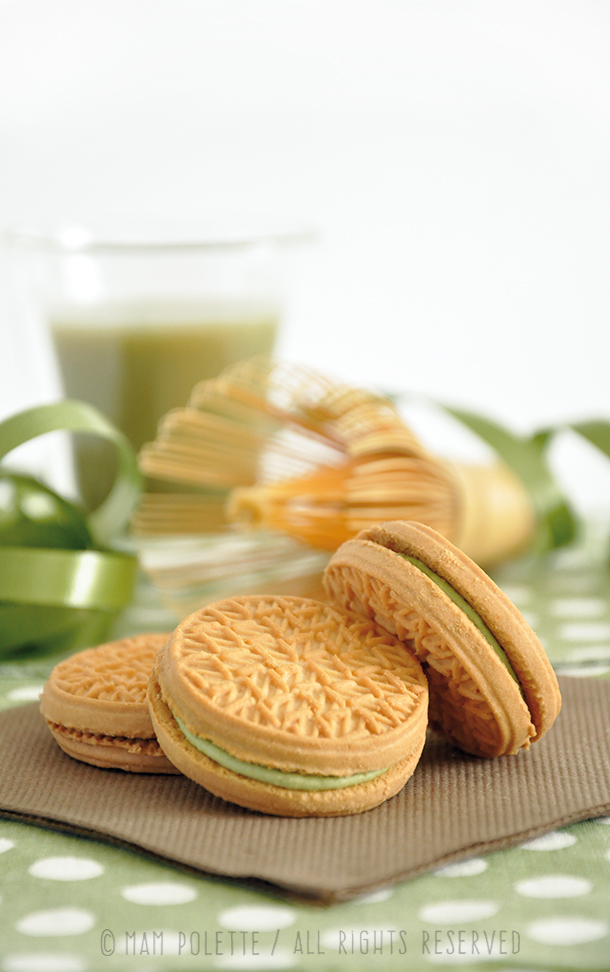 Meiji_ShuCookieRich_Green Tea Cookie
