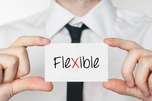 Breaking free from supply chain inflexibility