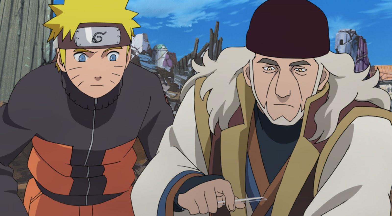 Naruto Shippuuden Film