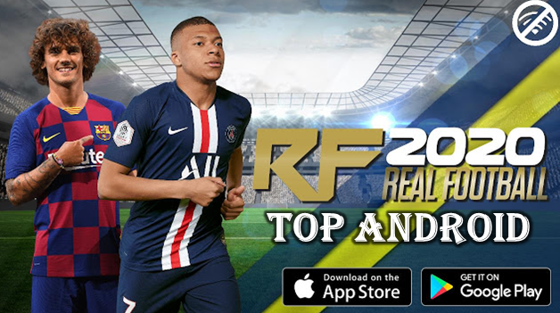 Download Real Football 2012 Mod Fifa 20 Offline Unlimited