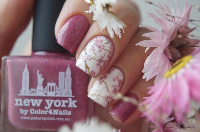 "Picture Polish ""New York"" и слайдеры Ногти на миллион A134"