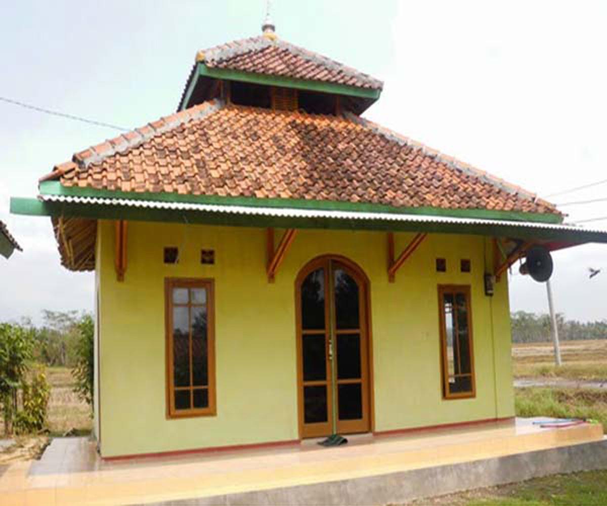 Contoh Proposal Bantuan Mushola/Masjid