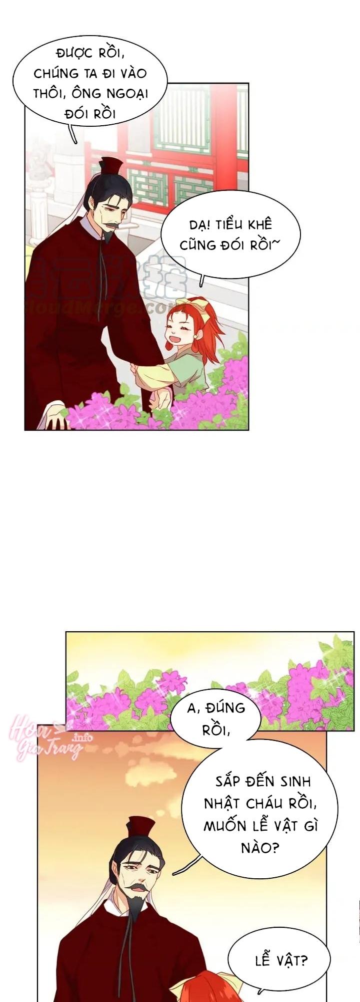 Ác nữ hoàng hậu chap 127 - Trang 37
