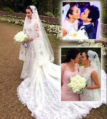 Karylle Is Now Officially Mrs Yael Yuzon