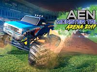 Download AEN Monster Truck Arena 2017 MOD APK (Unlimited Money)