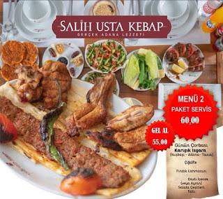 ankara iftar yemeği ankara iftar sipariş iftar menüleri 2020 salih usta kebap  ramazan iftar menüsü
