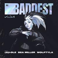 kda the baddest
