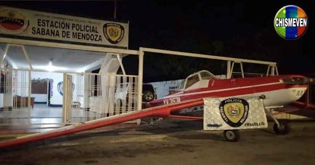 Dos detenidos en Trujillo por intentar llevarse ua avioneta