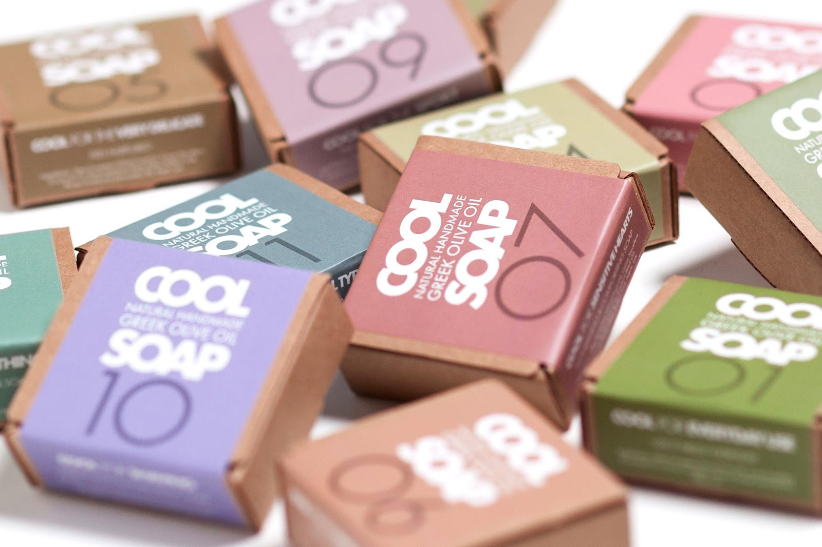 Cool Soap on Packaging of the World - Creative Package Design Gallery