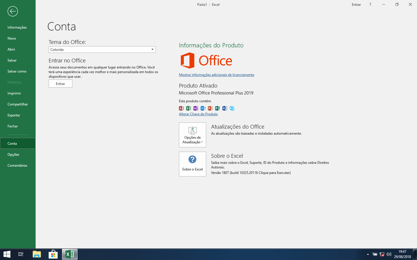 Download Microsoft Office 2019 Pro Plus Update Juni 2019