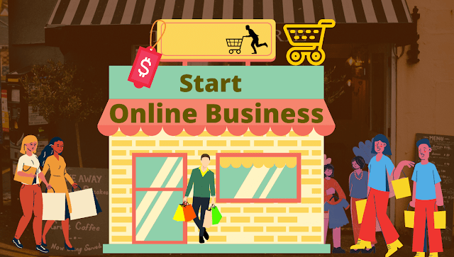 How to Start an Online Business Step-By-Step Guide 2020