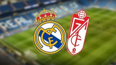"#◀️ مباراة ريال مدريد وغرناطة "" يلا شوت بلس HD  "" مباشر 13-5-2021 والقنوات الناقلة في الدوري الإسباني"