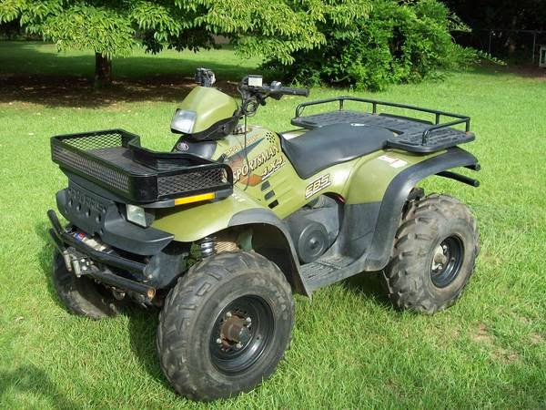 1998 polaris sportsman 500 quad rob 39 s workshop. Black Bedroom Furniture Sets. Home Design Ideas