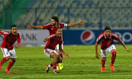 Egypt's Ahly host Coton Sport Sunday at Cairo stadium