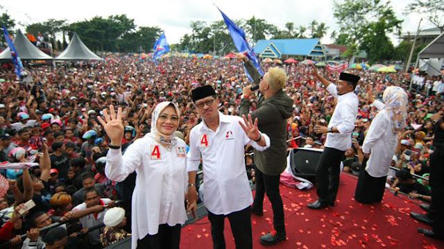 Di Depan Koalisi Rakyat, IYL-Cakka: Kami Tak Akan Permalukan Rakyat Sulsel