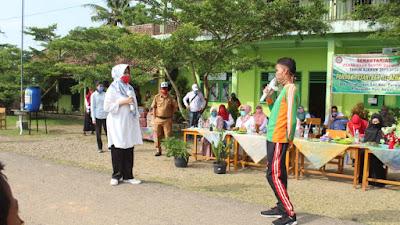 PMI Kabupaten Musi Rawas Kembali Bantu Ponpres Untuk New Normal