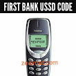 First Bank USSD Code For Checking Account Balance On Phone