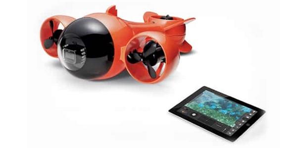 Drone Bawah Air Terbaik Paling Tangguh