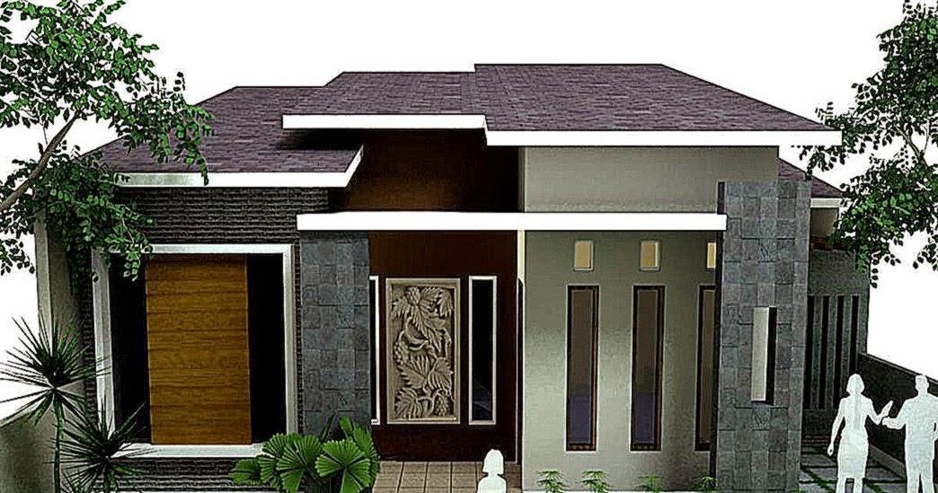 Denah Rumah Gudang Sederhana Terbaru Denahom