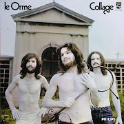 LE ORME - COLLAGE (1971)