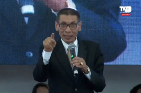 Pastor Cavalcante ainda é deputado???