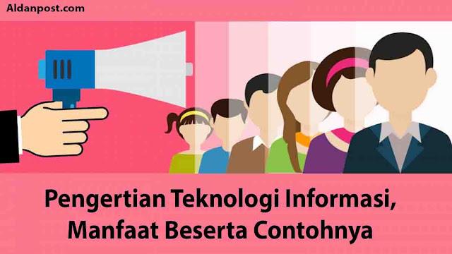 pengertian-teknologi-informasi