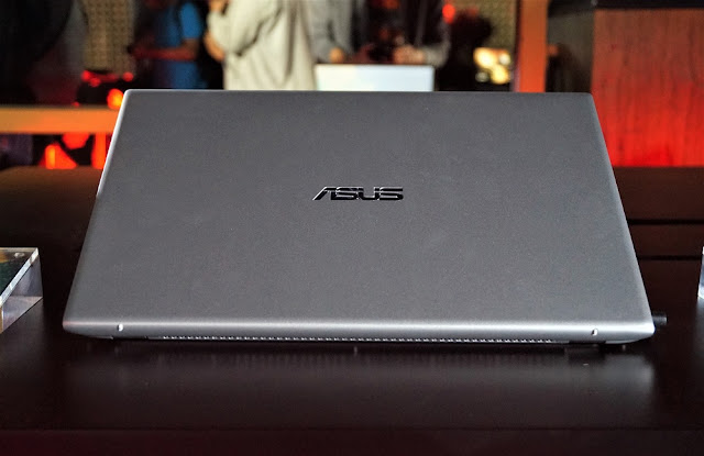 ASUS VivoBook Ultra A412DA with Sonic Master & ICEpower