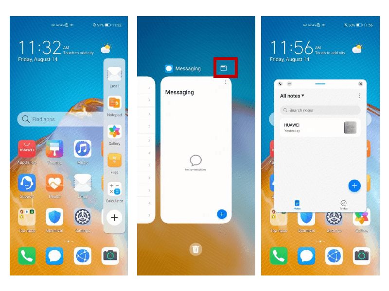 Smart Multi-Window