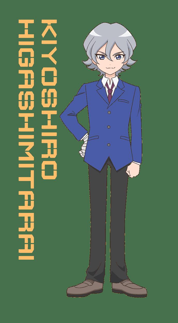 Higashimitarai Kiyoshirou (Digimon Ghost Game)