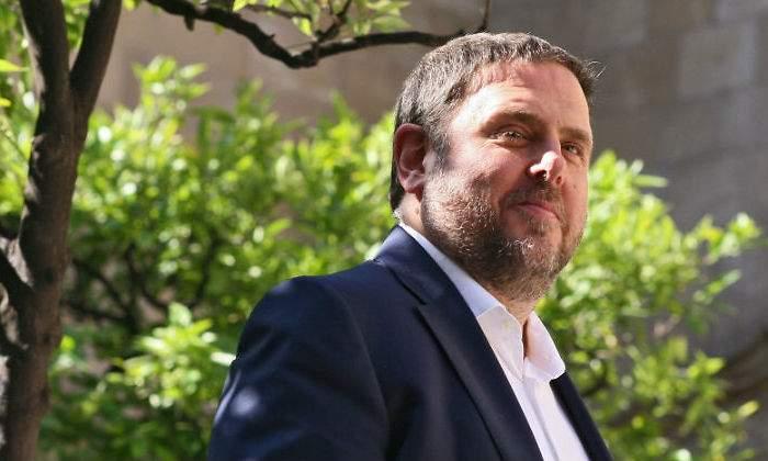 """Oriol Junqueras:  """"La independencia de Cataluña es irreversible y un nuevo referéndum inevitable"""""""