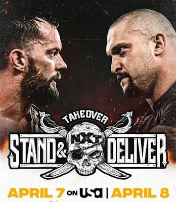 WWE NXT TakeOver Stand & Deliver (2021) 720p | 480p WEBRip 1Gb | 500Mb x264