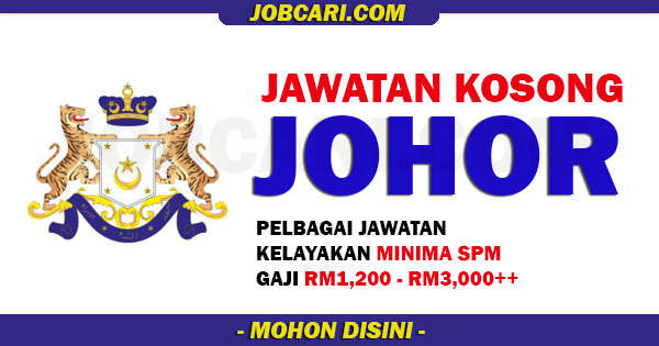 Johor Jobs