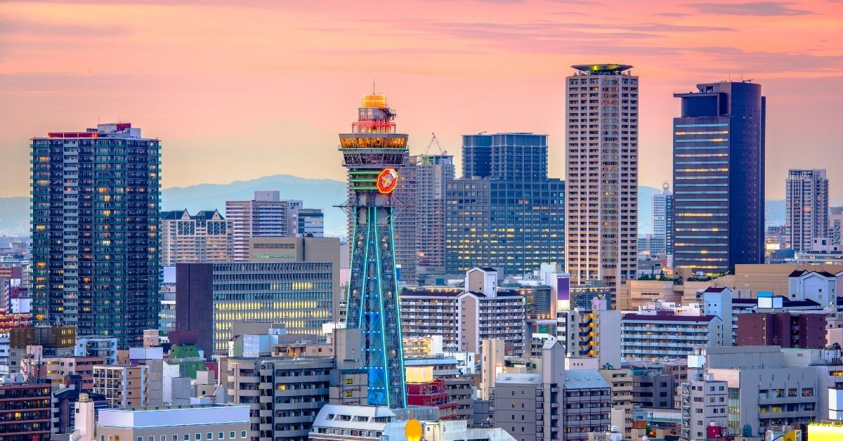 Top 10 Most Livable Cities In The World 2021 - Osaka