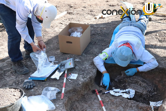 Fifteen pre-Hispanic burials discovered in Colombia