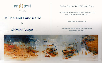 Of Life and Landscape by Shivani Dugar at Gallery Art & Soul