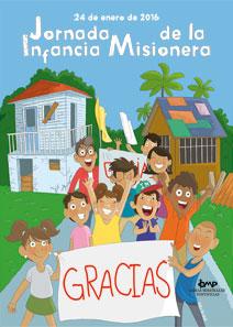 Jornada de Infancia Misionera 2016