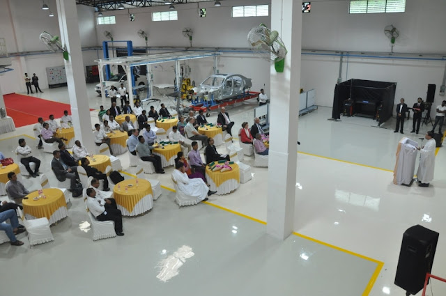 Mercedes-Benz India pursues skill development endeavour for the youth, inaugurates the 'Advanced Auto Body Repair Training Centre' in Don Bosco, Chinchwad