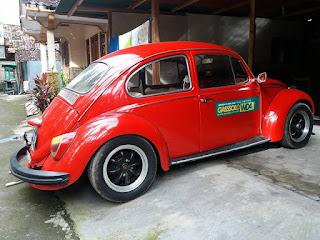 INFO VW BEKAS : Dijual VW Kodok Warna Merah Norak Coy - JOGJA