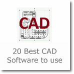 20 Best CAD Software to use