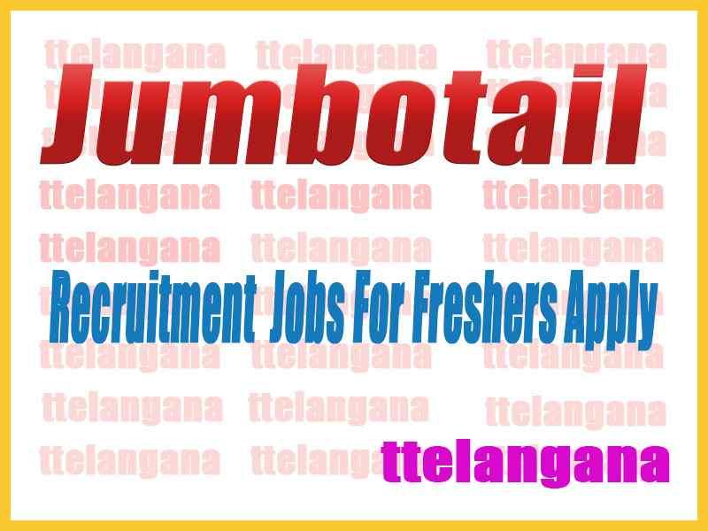 Jumbotail Recruitment Jobs For Freshers Apply