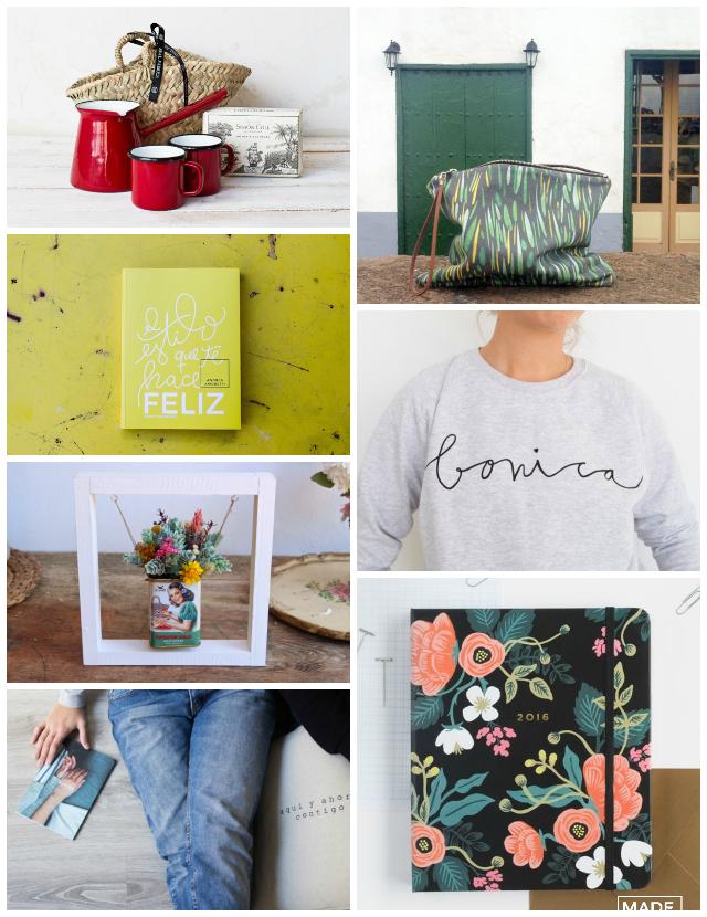 Guía de regalos bonitos para chica
