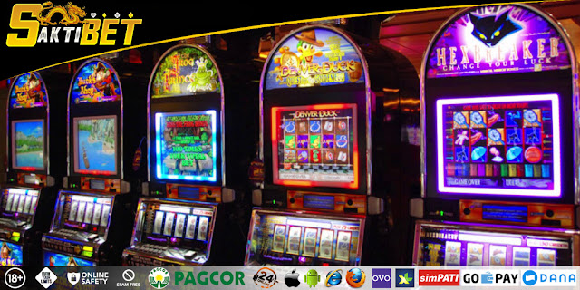 Saktibet Agen Judi Slot Game Online Terpercaya Deposit Via Pulsa !