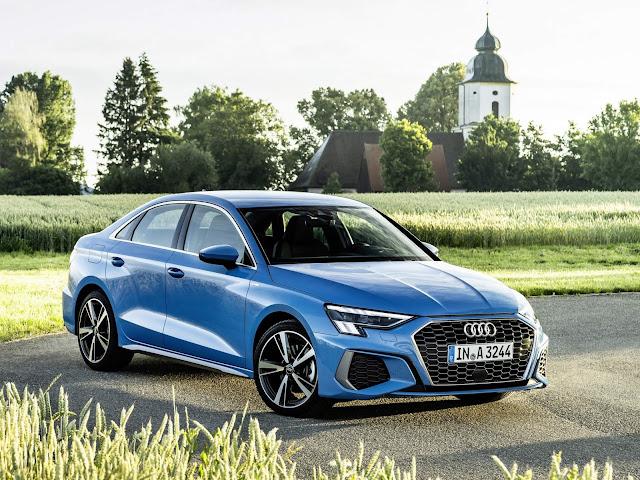Novo Audi A3 Sedan 2021 S-Line