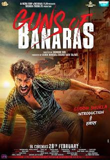 Guns Of Banaras Bollywood Movie Poster