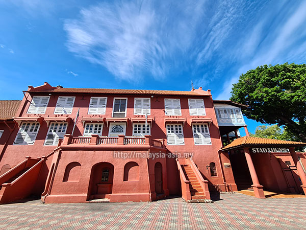 Stadhuys Melaka